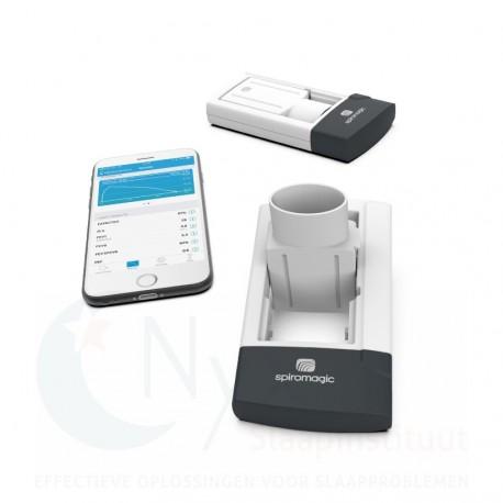 Spiromagic - unikátní přenosný spirometr